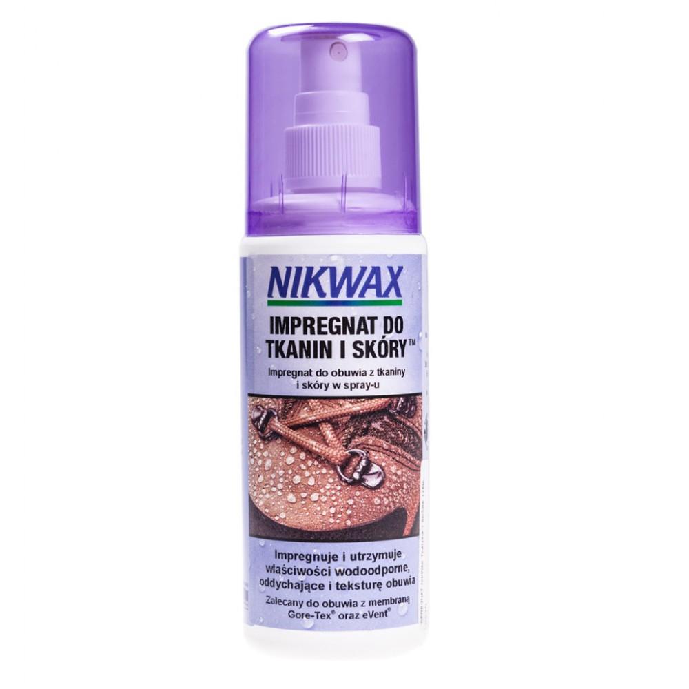 IMPREGNAT NIKWAX TKANINA/SKÓRA 125ML spray